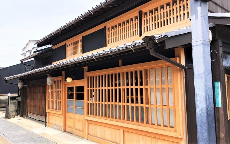 古風な日本が味わえる川原町(かわらまち)